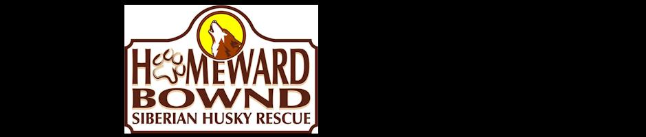 Homeward Bownd Siberian Husky Rescue